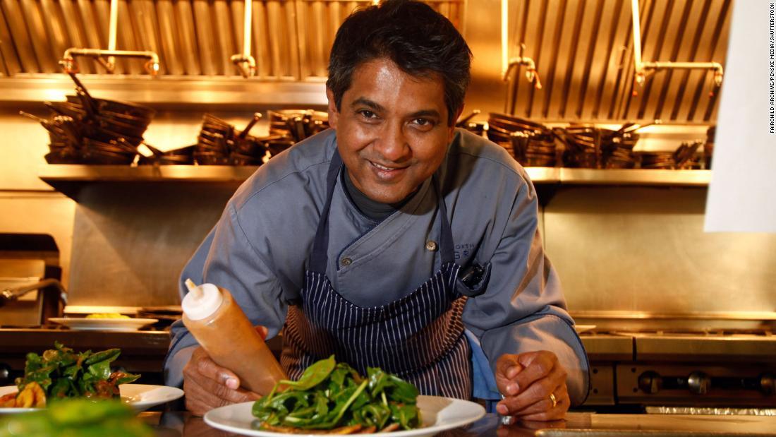 'Top Chef Masters' - Sieger stirbt nach coronavirus-Diagnose