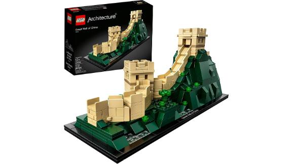 Lego Architecture Great Wall of China Building Kit