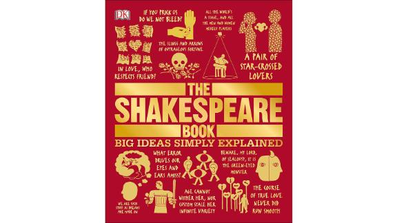 """The Shakespeare Book: Big Ideas Simply Explained"""