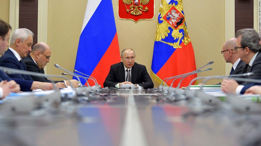 Coronavirus προσφορές χτύπημα Πούτιν σχεδιάζει να παραμείνει στην εξουσία μέχρι το 2036