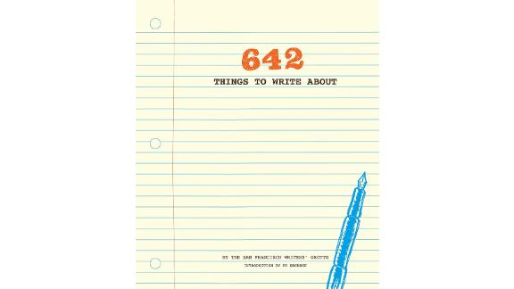 """642 Things to Write About"""