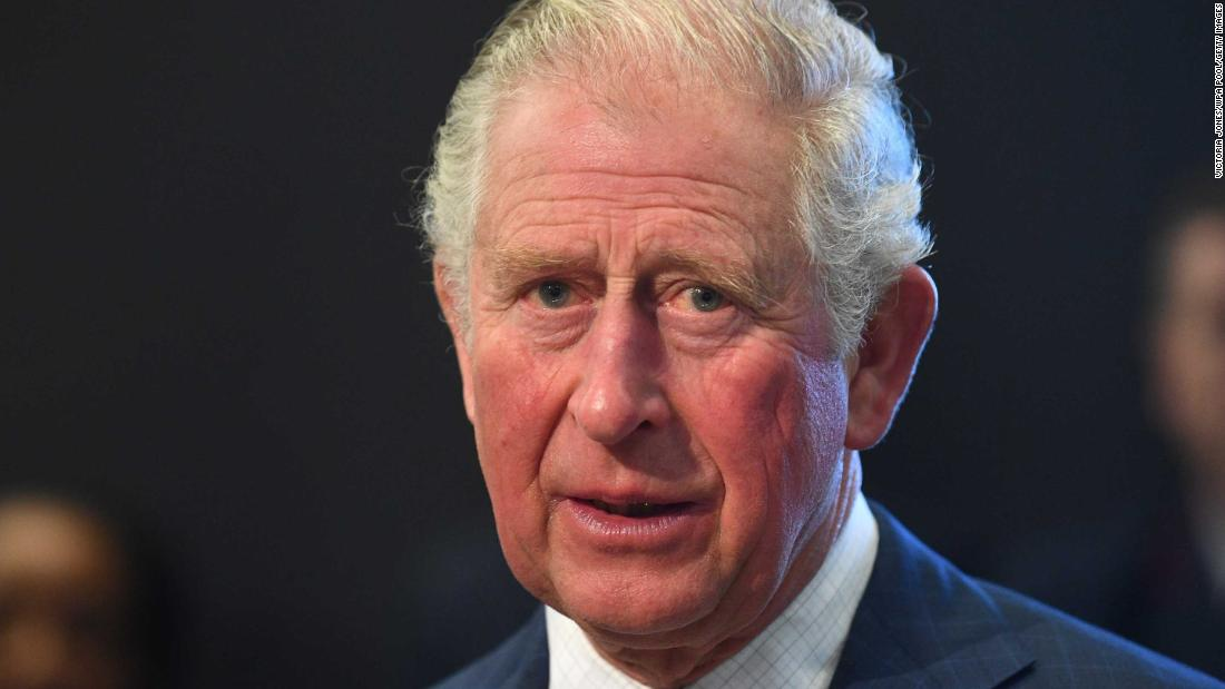 Prince Charles tests positive, now in self-isolation