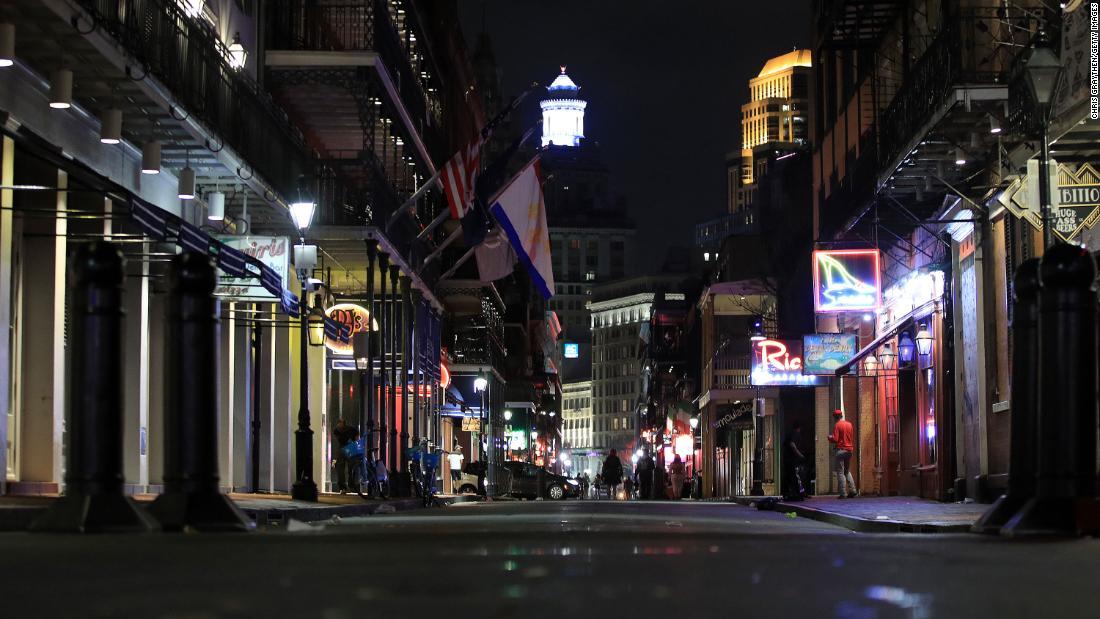 Meinung: Die alarmierende Nachricht von Louisiana spike in Covid-19 Fällen