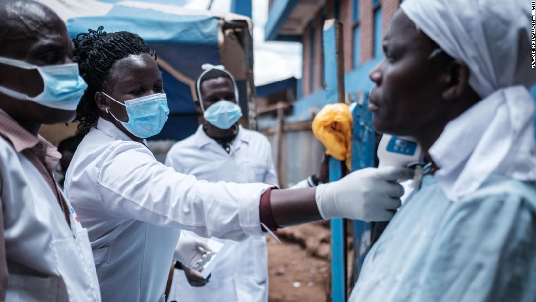 Γνώμη: η Αφρική μπορεί να είναι ένα μοντέλο για το πώς να μάχη coronavirus