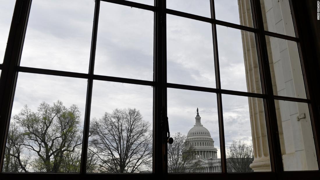 Many House members coming back to Washington in anticipation of vote on coronavirus stimulus