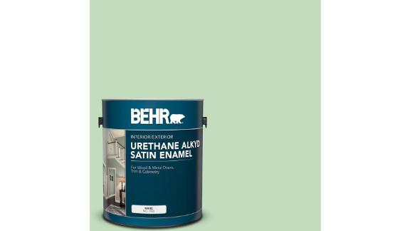 Behr Satin Enamel Interior/Exterior Paint