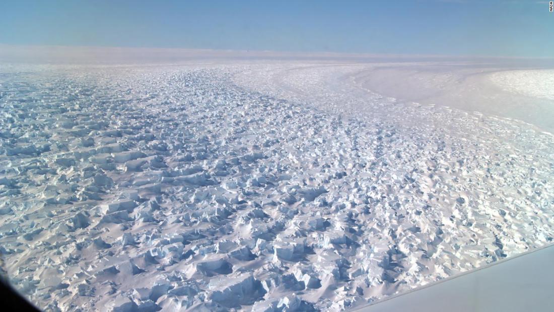 Dieser riesige Gletscher in der Antarktis schmilzt, und es könnte zu erhöhen, der Meeresspiegel um 5 Meter, sagen Wissenschaftler