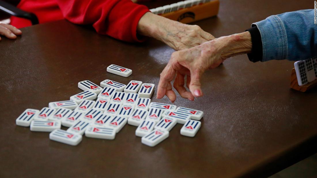 Die Epidemie UNS Senioren konfrontiert waren bereits