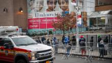 At least 13 patients died from coronavirus over 24 hours at a New York hospital