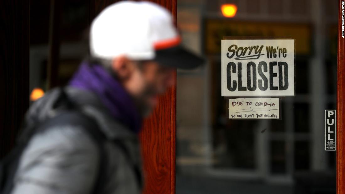 US-Arbeitslosenzahlen explodiert die Letzte Woche. Es gibt mehr Schmerzen kommen