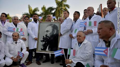 Cuba: Coronavirus-hit countries ask for medical help and why the ...