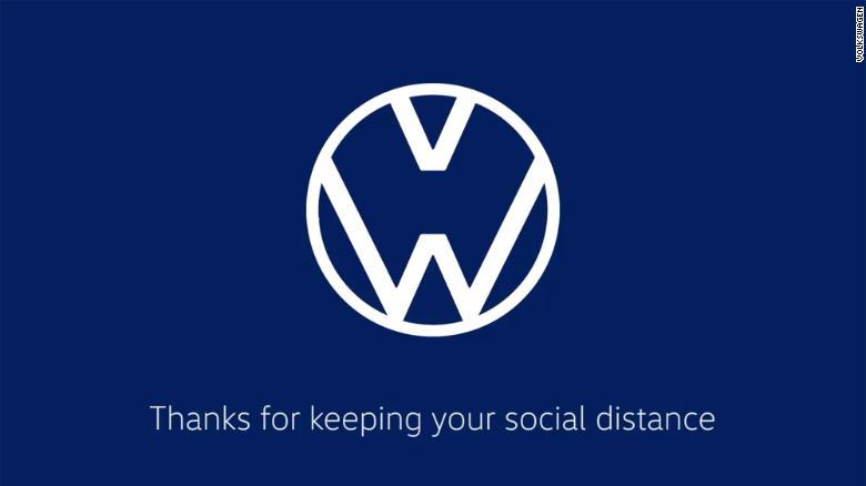 Volkswagen separó su V y W.