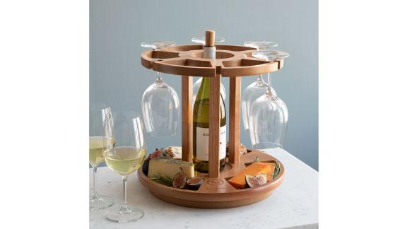 Personalized Wine & Cheese Carousel
