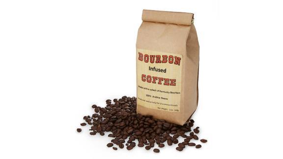 Bourbon-Infused Coffee