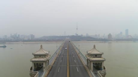 The lockdown on Wuhan was lifted on April 8, 76 days after the city was sealed off from the world.