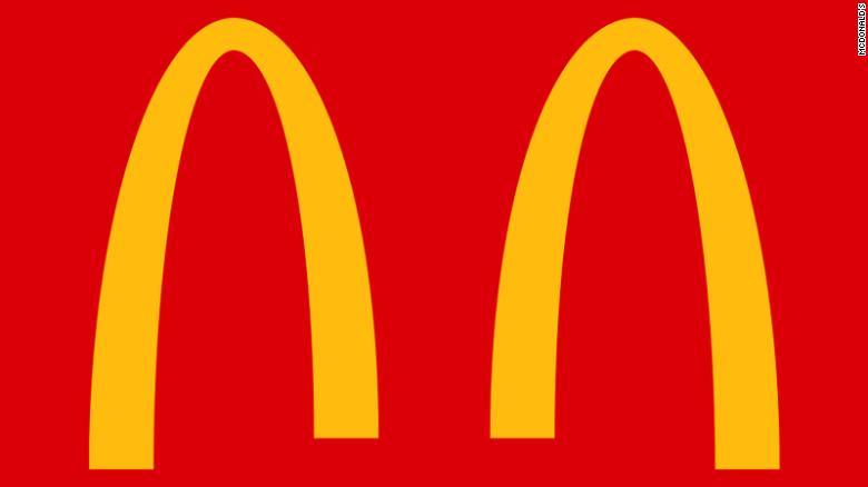 McDonald's Brasil separó los arcos dorados.