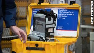 联邦官员多次警告说,美国医院缺乏足够的通风设备