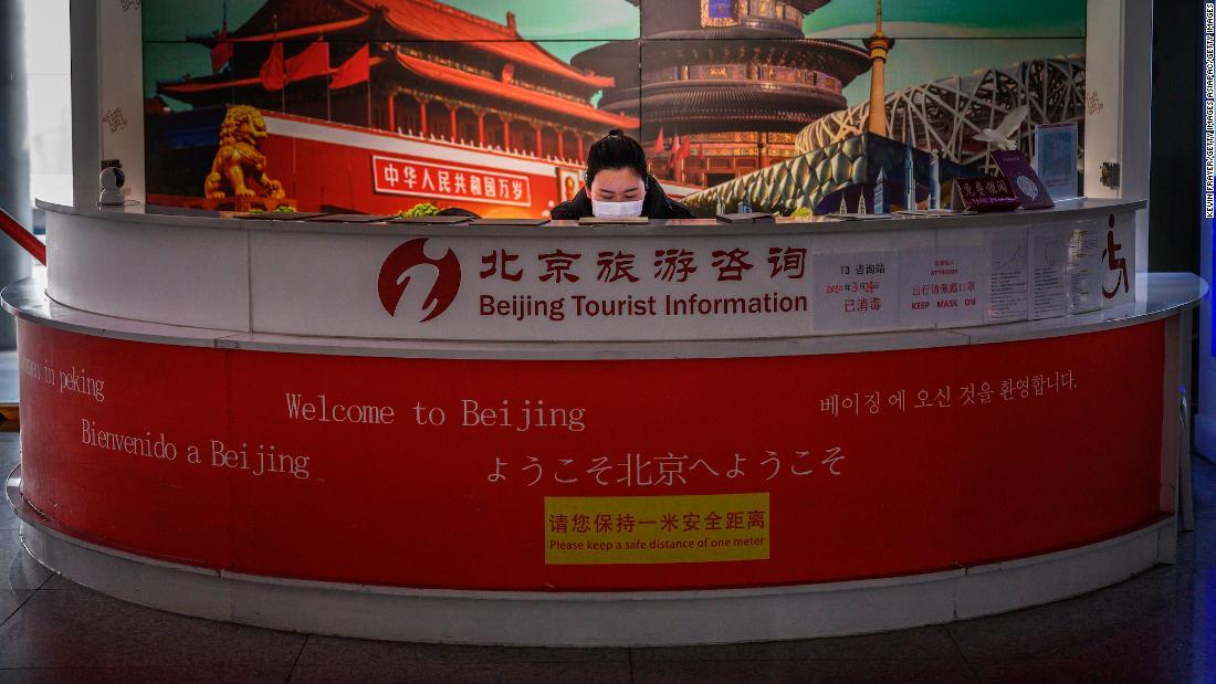 Όπως coronavirus περιπτώσεις ακίδα σε όλο τον κόσμο, η Κίνα είναι το κλείσιμο στον εαυτό της
