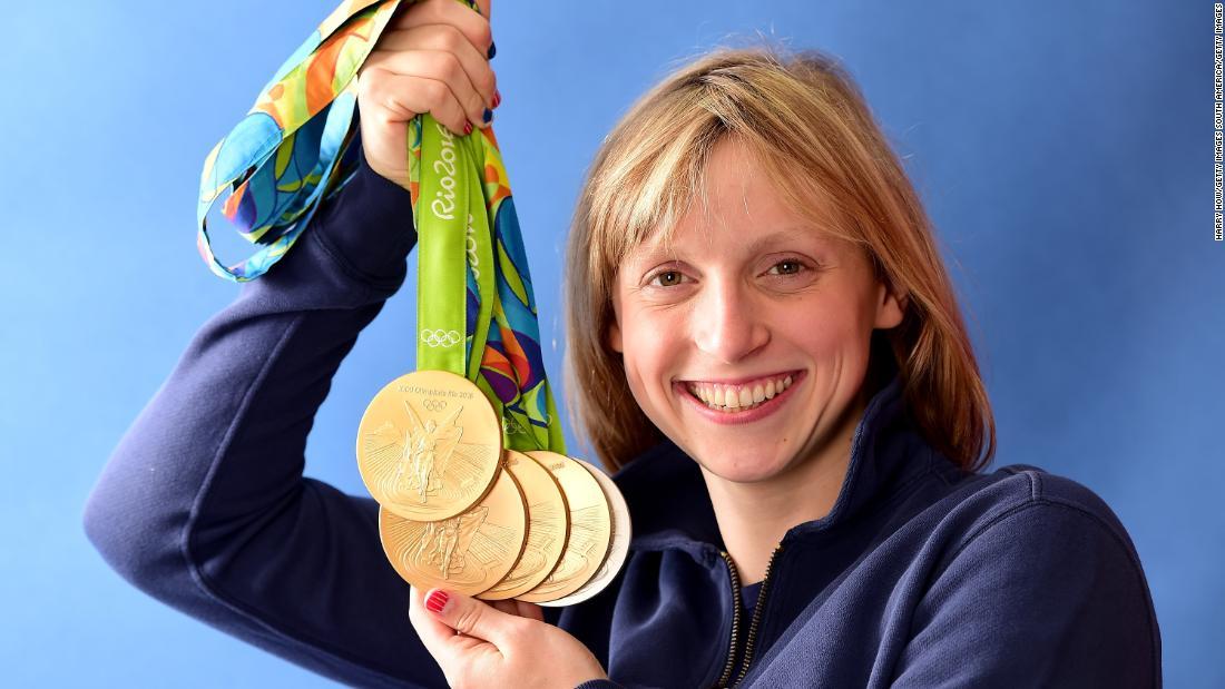 ΜΑΣ Ολυμπιακό κολυμβητής Κέιτι Ledecky λέει αναβολή Ολυμπιακούς αγώνες ήταν σίγουρα η σωστή απόφαση'