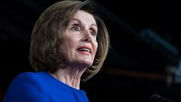 Nancy Pelosi calls President Trump's executive actions 'absurdly unconstitutional'