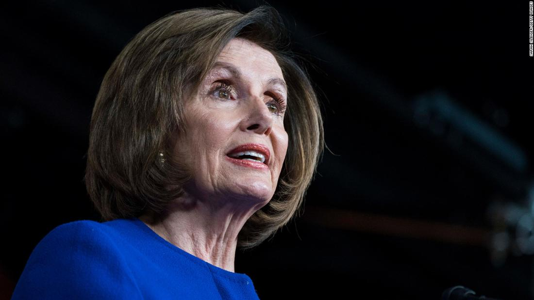 Pelosi sets 48-hour deadline to approve stimulus deal before the election – CNN