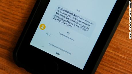 How governments are using text alerts to fight the coronavirus pandemic