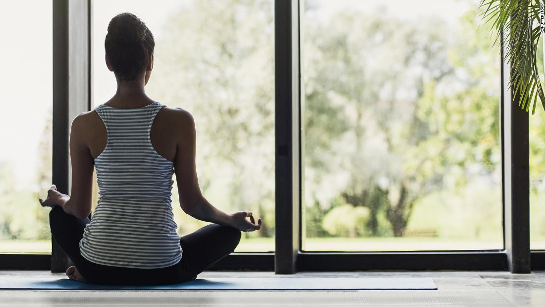 Breathing meditation: How to lower your stress during a pandemic