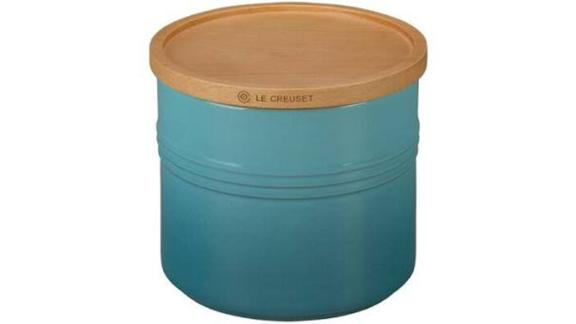 Le Creuset Metallics Kitchen Canister