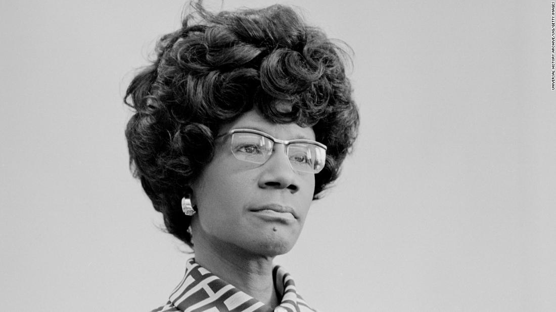 Shirley Chisholm (1924-2005)