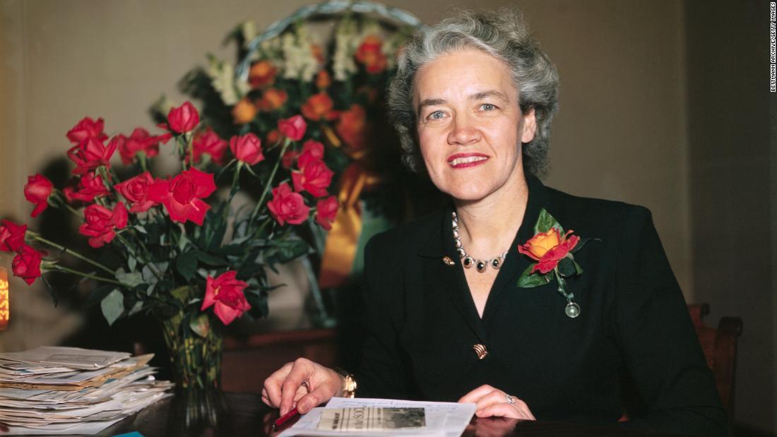 Margaret Chase Smith (1897-1995)