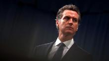 California governor says he's 'days away' from lifting some stay-at-home restrictions