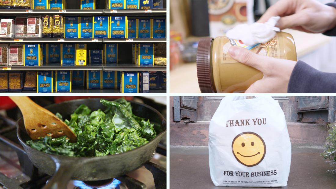 Ανησυχούν για τη μόλυνση από τα σούπερ μάρκετ; Παρακολουθήστε αυτές τις 3 συμβουλές.