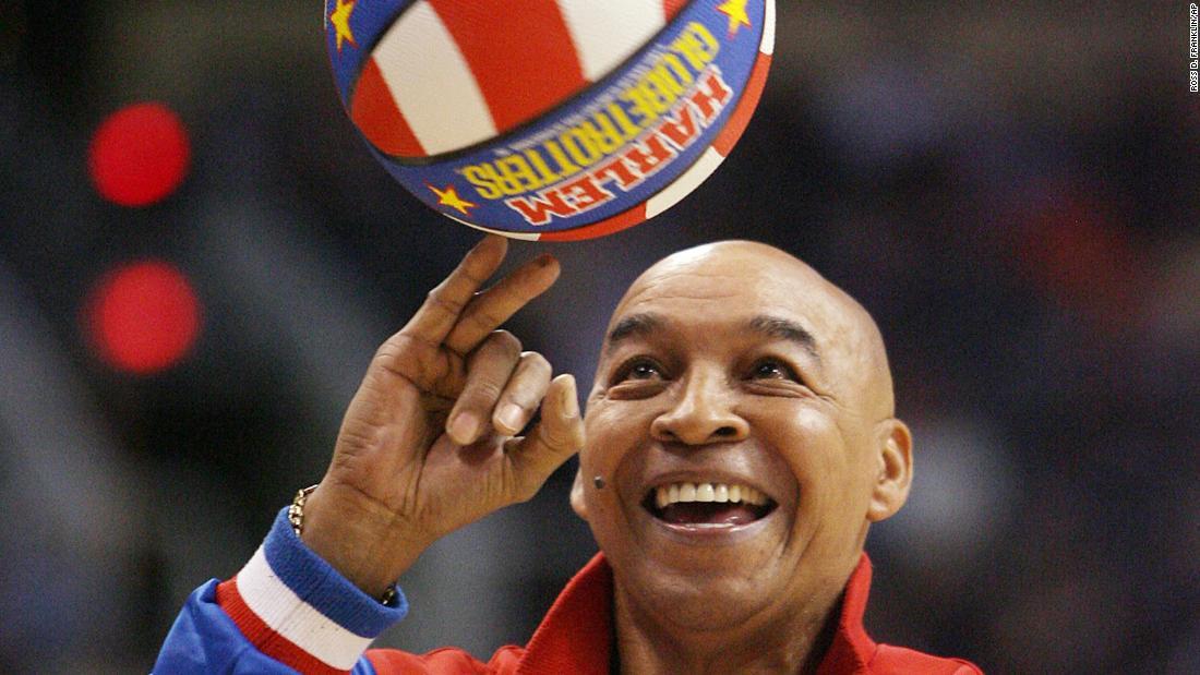 'Curly' Neal, Harlem Globetrotters ball-handling-Legende, stirbt bei 77