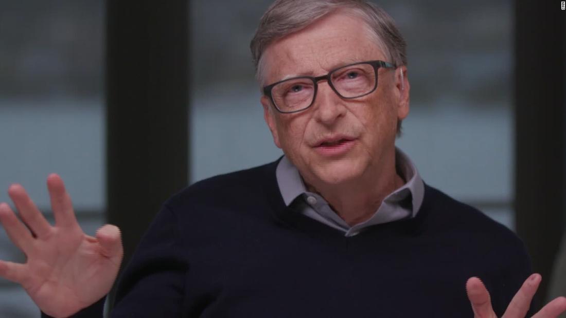 Bill Gates: State-by-state shutdown won't work