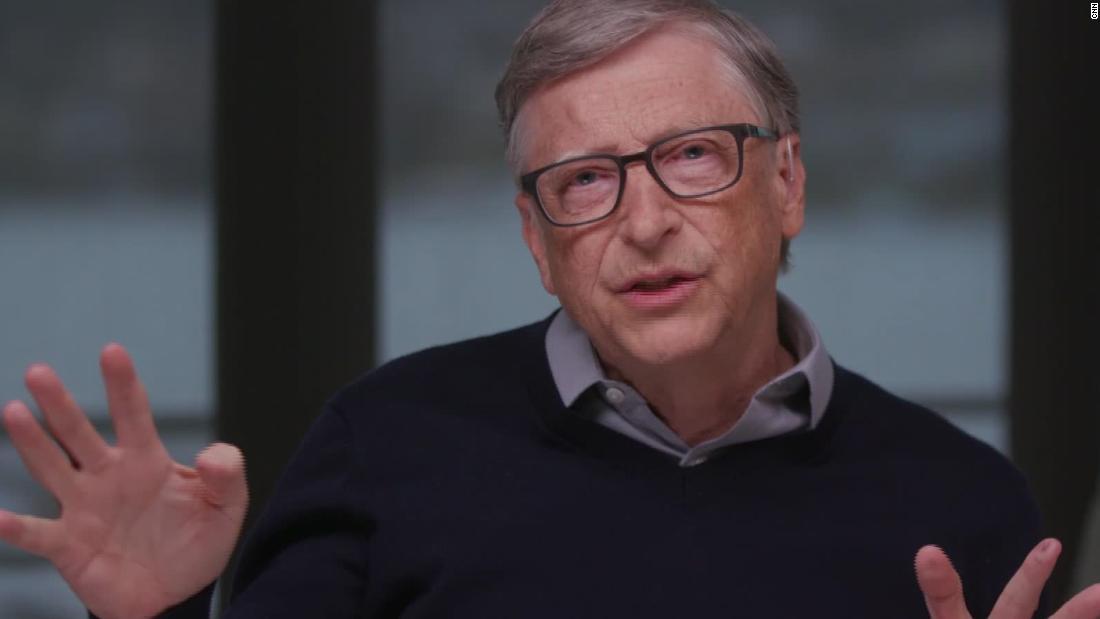 Ο Bill Gates κάνει πρόβλεψη για το πότε coronavirus περιπτώσεις θα κορυφωθεί
