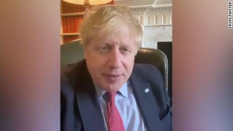 How can Boris Johnson run the UK while suffering from coronavirus?