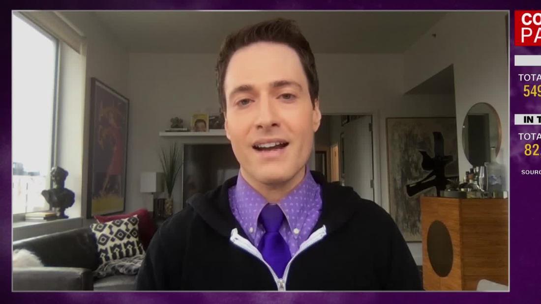 Comedian releases social distancing parody video