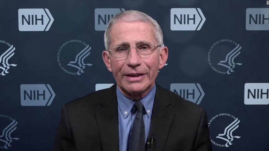 Fauci says Trump agreed not to invoke a strict quarantine after intensive White House discussions thumbnail