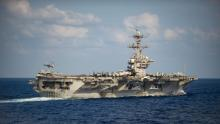 Sailor from USS Teddy Roosevelt found unconscious, transferred to intensive care