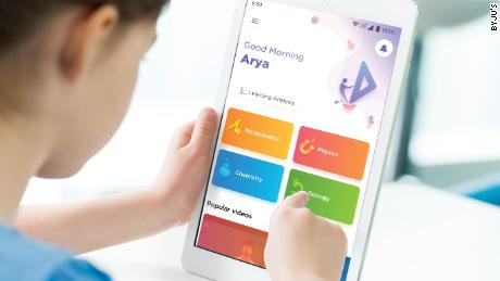 BYJU'S education app has experienced a surge in users since it made access free in response to the coronavirus outbreak.