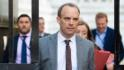 Hear Dominic Raab's 'Game of Thrones' comment on 'taking the knee'