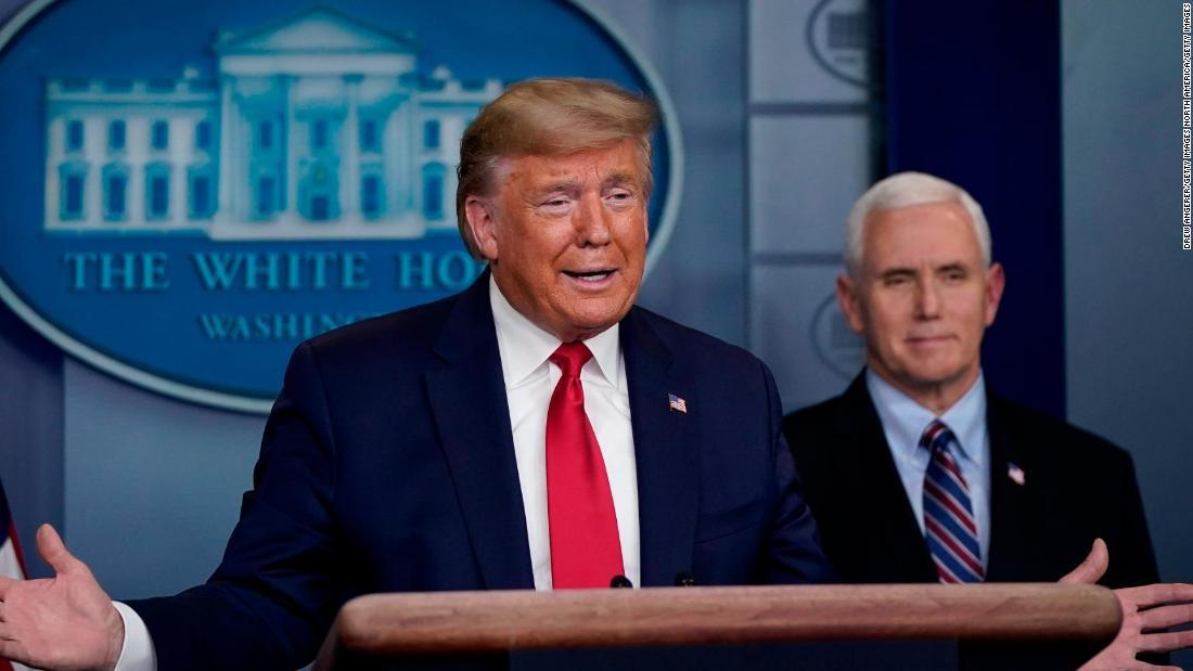 Trump ruft Defense Production Act zu verlangen, GM zu machen Ventilatoren