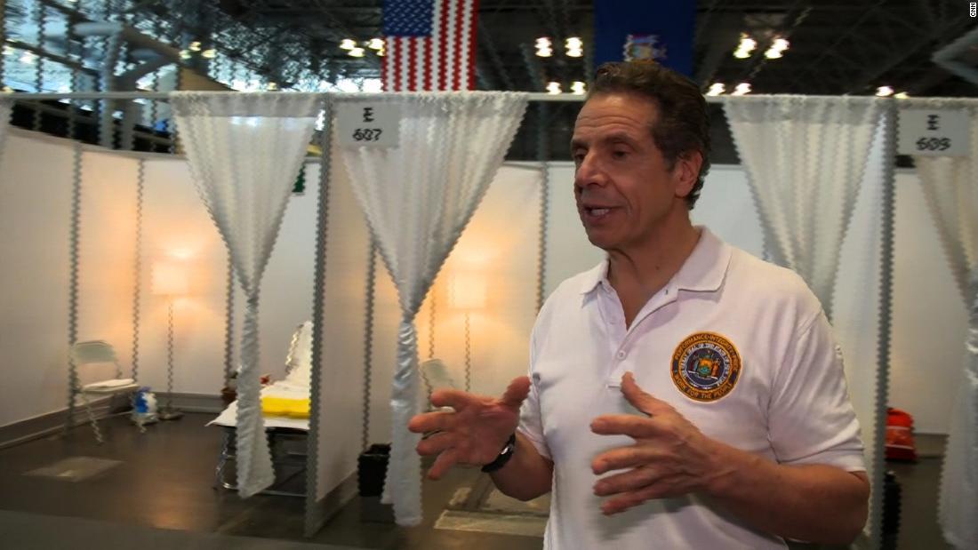Cuomo: No one is going to treat New York 'unfairly' over coronavirus - CNN