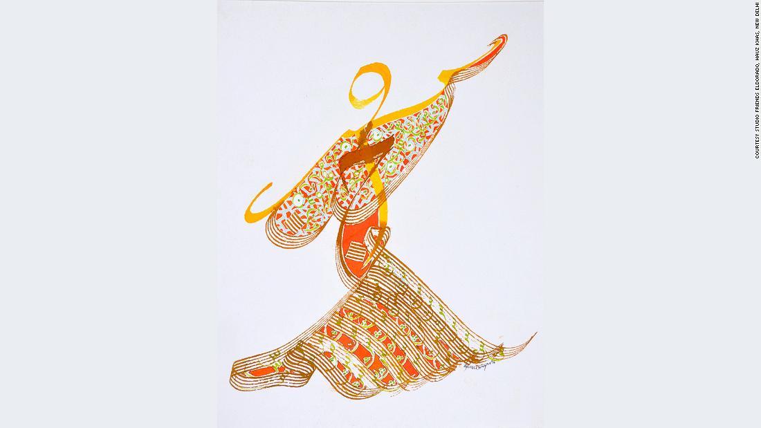 Bertemu wanita yang berjuang untuk menjaga India kaligrafi budaya hidup