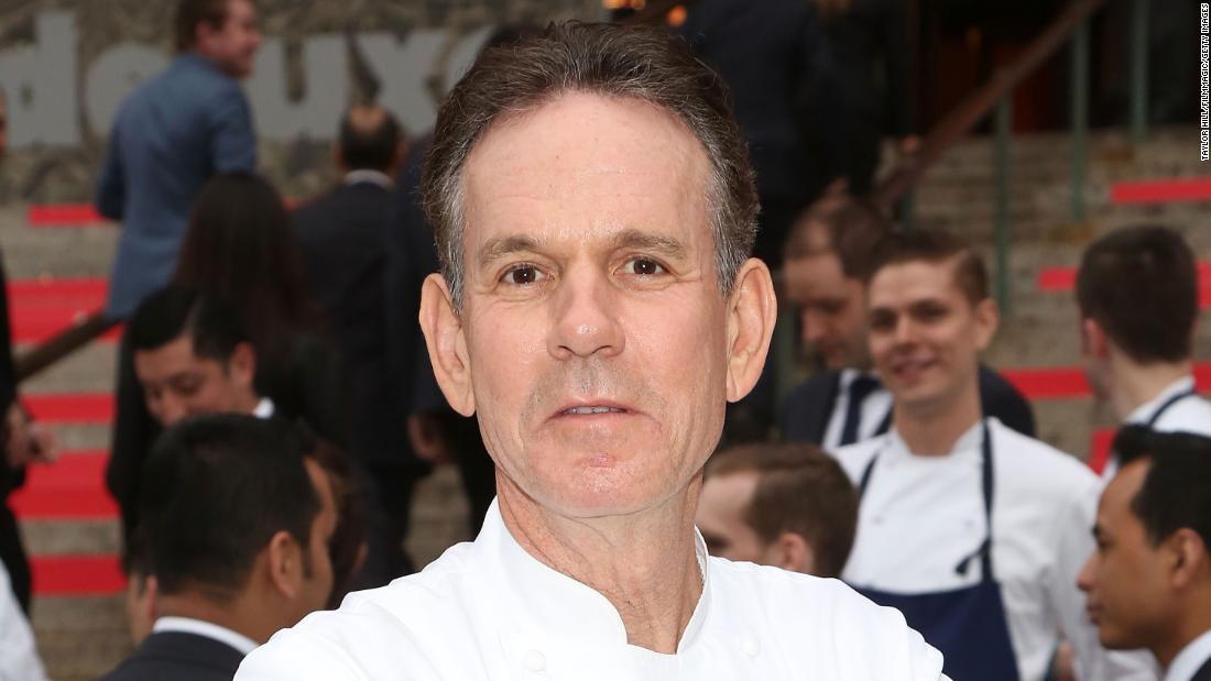 Französische Wäsche-Gastronom Thomas Keller verklagt Versicherer für Verluste coronavirus
