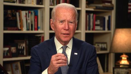 Biden offers to speak to coronavirus victims & # 39; Families and almost offers his phone number