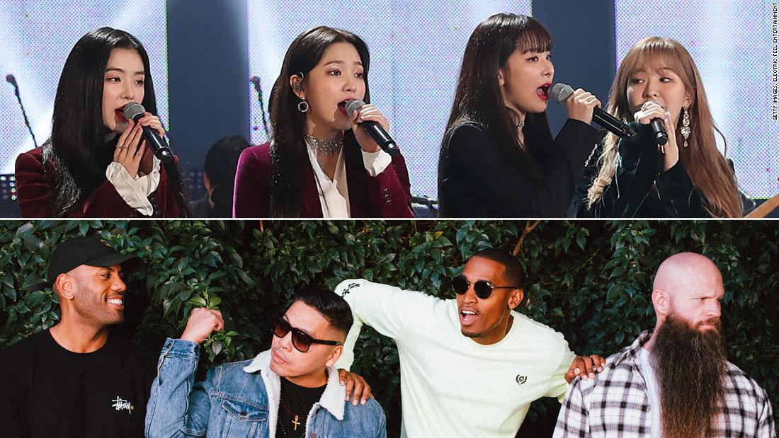 Γνωρίστε την Αμερικανική παραγωγούς και στιχουργούς πίσω από αυτά τα K-pop stars