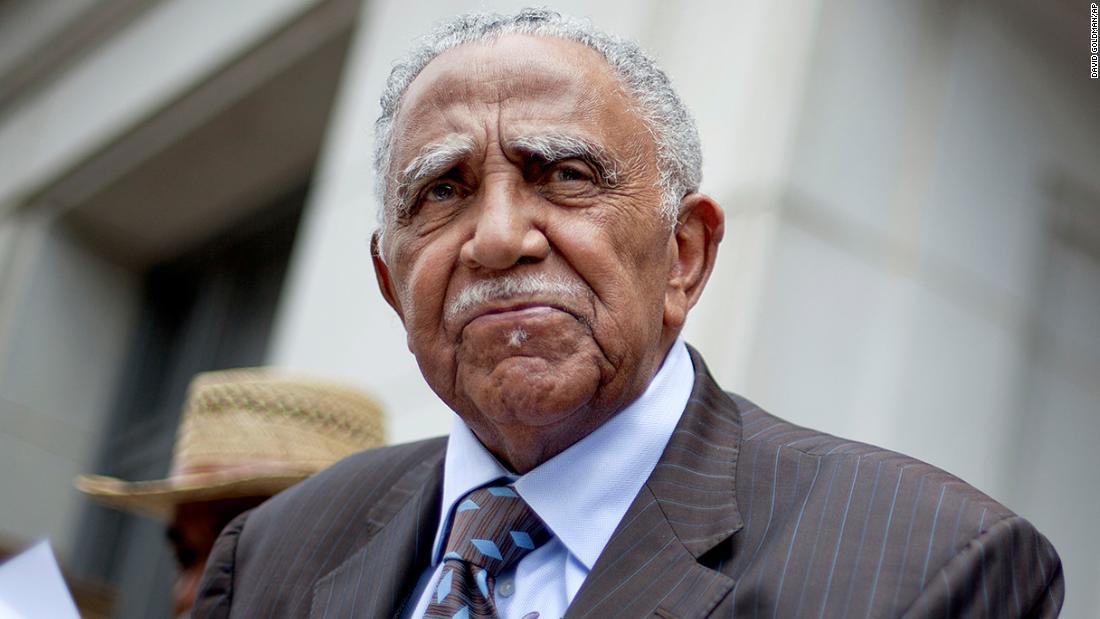 Joseph Lowery, πολιτικό αρχηγό, πεθαίνει στο 98