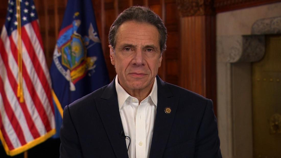 Cuomo on possible New York quarantine: 'I don't think it's legal' and it would be a 'federal declaration of war'