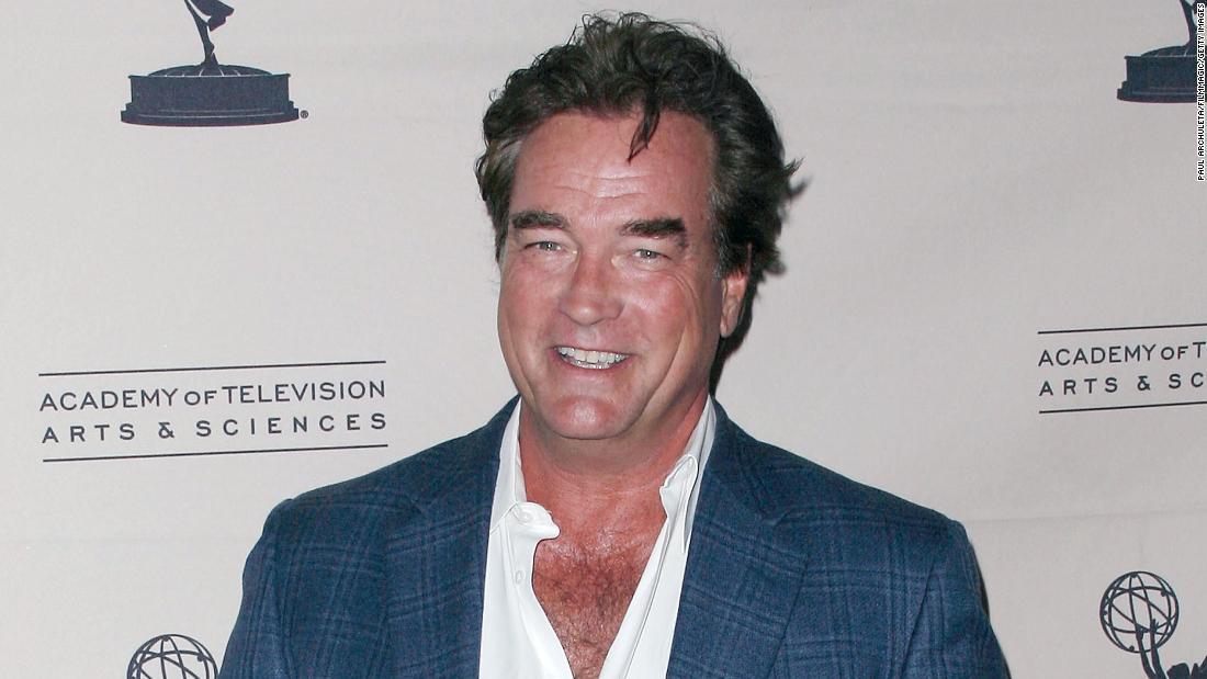 John Callahan auf die TV-Serie 'All My Children' dead at 66
